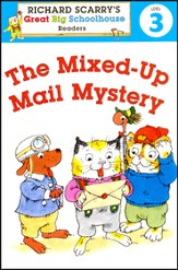 Richard Scarry's Readers: The Mixed-Up Mail Mystery, Level 3