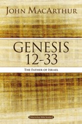 Genesis 12 to 33: The Father of Israel - eBook