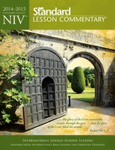 NIV Standard Lesson Commentary 2014-2015              - Slightly Imperfect