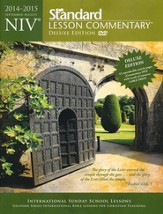 NIV Standard Lesson Commentary 2014-15, Deluxe Edition with eCommentary with eCommentary - Slightly Imperfect
