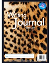 Zaner-Bloser Newsprint Writing Journal, Leopard Grades 4+
