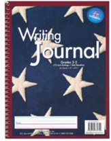 Zaner-Bloser Newsprint Writing Journal, Stars Grades 2-3