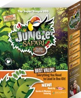 VBS 2014 Jungle Safari VBS--Super Simple VBS Kit