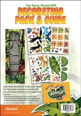VBS 2014 Jungle Safari: Where Kids Explore the Nature of God! Decorating Pack & Guide
