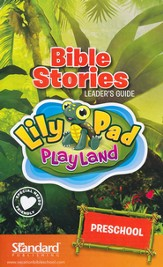VBS 2014 Jungle Safari: Where Kids Explore the Nature of God! Bible Stories Leader's Guide: Preschool