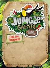 VBS 2014 Jungle Safari: Where Kids Explore the Nature of God! Publicity Posters