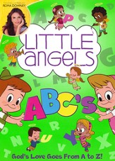 Little Angels: ABC's, DVD