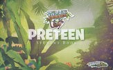 VBS 2014 Jungle Safari: Where Kids Explore the Nature of God! PreTeen Student Book
