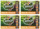 VBS 2014 Jungle Safari: Where Kids Explore the Nature of God! Invitation Postcards