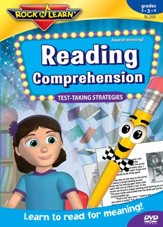Reading Comprehension DVD