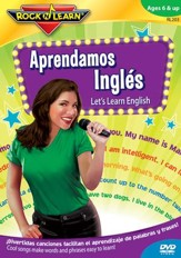 Aprendamos Ingles Volumes 1 & 2 DVD
