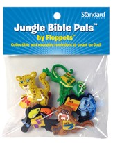 VBS 2014 Jungle Safari: Where Kids Explore the Nature of God! Jungle Bible Pals by Floppets