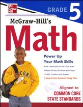 McGraw-Hill's Math Grade 5