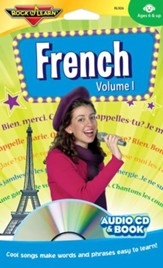 French Volume 1 CD & Book