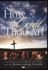 How Great Thou Art, DVD