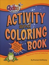 Oodles World Activity and Coloring Book