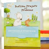 Bedtime Prayers and Promises, Recordable Story Book