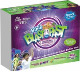 Bible Blast to the Past--VBS Starter Kit, 2015