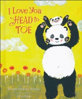 I Love You Head To Toe, Recordable Story Book