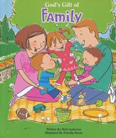 God's Gift of Family, Recordable Story Book