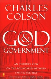 God and Government: An Insider's View on the Boundaries Between Faith & Politics