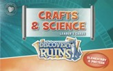 Bible Blast to the Past VBS 2015: Crafts & Science Leader's Cards: Elementary & PreTeen