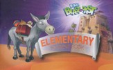 Bible Blast to the Past VBS 2015: Elementary Student Book