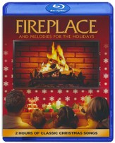 Fireplace and Melodies for the Holidays, Blu-ray