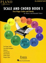 Piano Adventures, Scale and Chord Book 1: Five-Finger Scales and Chords