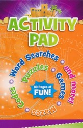 Bible Blast to the Past VBS 2015: Activity Pad