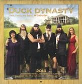 2014 Duck Dynasty Wall Calendar, with Scripture: Faith, Family, Ducks