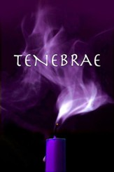Tenebrae Bulletin 2015, Regular (Package of 50)