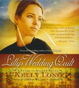 Lilly's Wedding Quilt - unabridged audiobook on CD