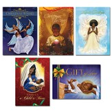 Assorted, Season's Greetings Christmas Cards, Box of 15