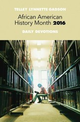 African American History Month Daily Devotions 2016 - eBook