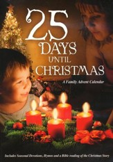 25 Days Until Christmas, DVD