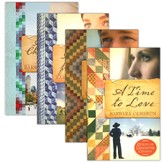 Quilts of Lancaster County Series, Volumes 1-4