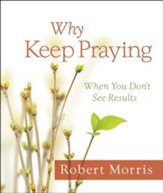 Why Keep Praying?: When You Don't See Results - eBook