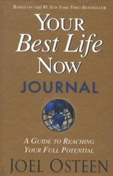 Your Best Life Now Journal (slightly imperfect)
