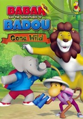 Babar and the Adventures of Badou: Gone Wild, DVD