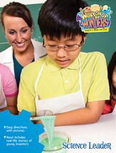 2014 VBS Workshop of Wonders: Imagine a Build with God - Science Leader