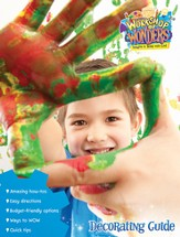 2014 VBS Workshop of Wonders: Imagine a Build with God - Decorating Guide