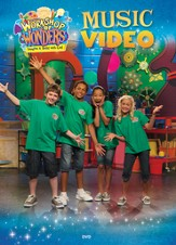 2014 VBS Workshop of Wonders: Imagine a Build with God - Music Video DVD