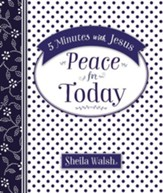 Peace for Today: 5 Mintues with Jesus--eBook