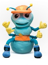 2014 VBS Workshop of Wonders: Imagine a Build with God - Rivet the Ant Puppet