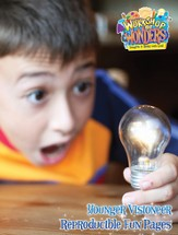 2014 VBS Workshop of Wonders: Imagine a Build with God - Younger Visioneer Repro Fun Pgs (Preschool -Grade 2)