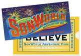 SonWorld Adventure Daily Choice Pennant, package of 12