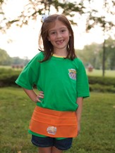 2014 VBS Workshop of Wonders: Imagine a Build with God - Scripture Treasure Shop Apron (package of 6)