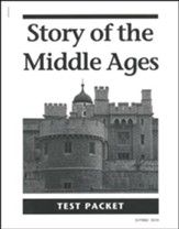 Story of the Middle Ages, Test Packet