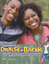 VBS 2014 Praise Break: Celebrating the Works of God! - Teen Leader with Music CD - Slightly Imperfect